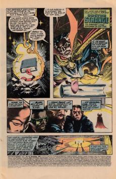 Extrait de Doctor Strange (1974) -62- Deliver us from evil