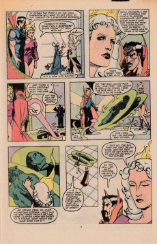 Extrait de Doctor Strange (1974) -74- And now...The beyonder