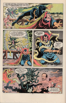Extrait de Doctor Strange (1974) -76- What song the sirens sang!