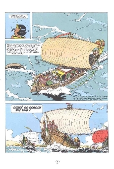 Extrait de Papyrus -7Pir- La Vengeance des Ramsès