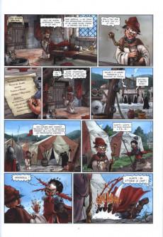 Extrait de Le donjon de Naheulbeuk -22- Tome 22