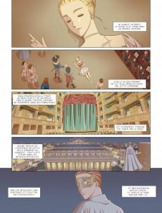 Extrait de La belle Endormie -1- Acte I