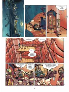 Extrait de Spirou et Fantasio (Une aventure de.../Le Spirou de...) -13- Fondation Z