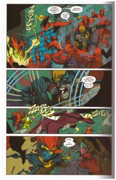 Extrait de New Avengers (The) (Marvel Deluxe - 2007) -3a13- Révolution