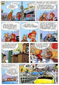 Extrait de Spirou et Fantasio -12- Le nid des Marsupilamis