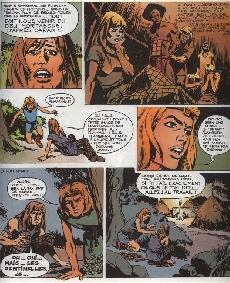 Extrait de Taranis, fils de la Gaule -2- L'épée de Vercingétorix