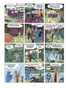 Extrait de Marc Jaguar -1b2018- Le Lac de L'Homme Mort