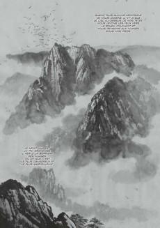 Extrait de La légende du héros chasseur d'aigle -5- Soumettre le dragon en dix-huit coups