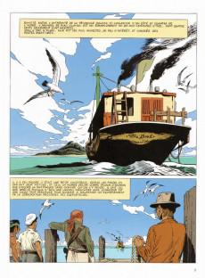 Extrait de Théodore Poussin -13- Le dernier voyage de l'Amok