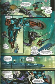 Extrait de Secret Avengers (Marvel Deluxe) -3- Les Descendants