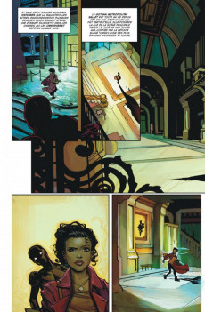 Extrait de Batman : Detective Comics -3- La Ligue des ombres