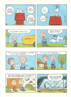 Extrait de Peanuts -6- (Snoopy - Dargaud) -5a93- Inégalable Snoopy