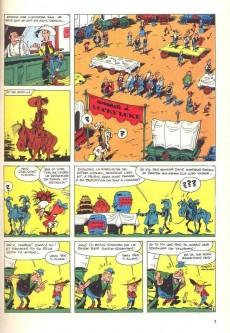 Extrait de Lucky Luke (Pub et Pastiches) -24Total- La caravane