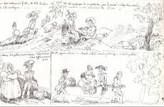 Extrait de (AUT) Töpffer - Trois histoires en images