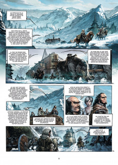 Extrait de Orcs & Gobelins -3- Gri'im