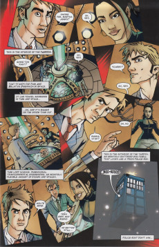 Extrait de Doctor Who (2008) -1- Doctor Who #1