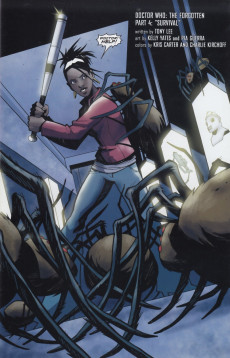 Extrait de Doctor Who: The Forgotten (2008) -4- Issue 4 of 6