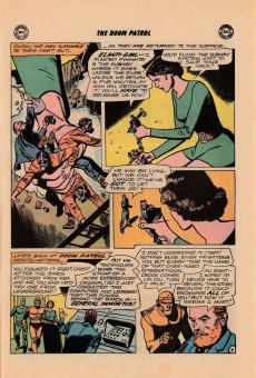 Extrait de Doom Patrol (1964) -88- The Man Who Lived Twice!