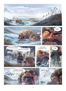 Extrait de Marsupilami - Des histoires courtes par... -2- Tome 2