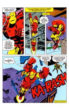 Extrait de Iron Man (L'intégrale) -9- 1974 - 1975