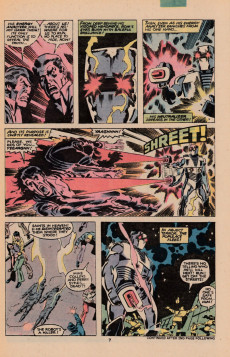 Extrait de Rom Spaceknight (Marvel - 1979) -1- Arrival!