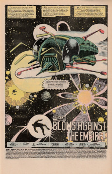 Extrait de Rom (1979) -AN04- Blows against the empire!