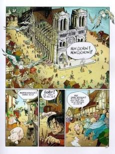 Extrait de La esmeralda -1- Opus délit