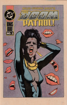 Extrait de Doom Patrol (1987) -9- It's raining plastic men