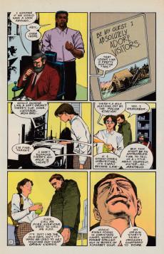 Extrait de Doom Patrol Vol.2 (DC Comics - 1987) -42- Musclebound