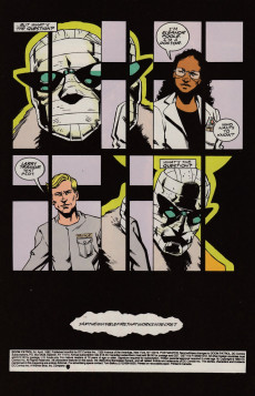 Extrait de Doom Patrol Vol.2 (DC Comics - 1987) -54- Aenigma regis