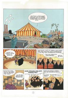 Extrait de Oscar (Lapière/Durieux) -3- Les Gadjos du cirque