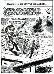 Extrait de Battler Britton (Imperia) -1- Le convoi de malte