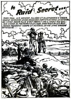 Extrait de Battler Britton -2- Le raid secret...