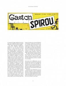 Extrait de Gaston (Hors-série) - En direct de la rédaction