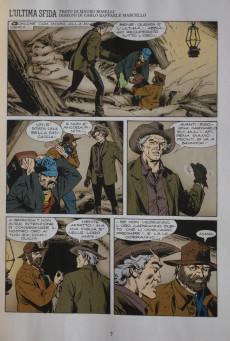 Extrait de Tex (70 anni di un mito) -8- l'ultima sfida /la banda dei Dalton