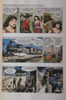 Extrait de Tex (70 anni di un mito) -9- Sulla pista dei Dalton / Orgoglio navajo