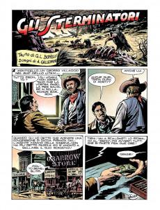 Extrait de Tex (romanzi a fumetti) -5- Gli sterminatori