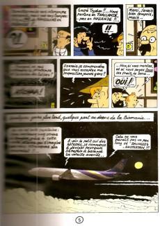 Extrait de Tintin - Pastiches, parodies & pirates -1f- Tintin en Thaïlande