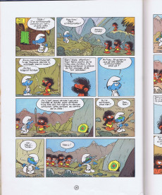 Extrait de Les schtroumpfs -6b79- Le cosmoschtroumpf