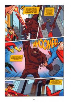 Extrait de Justice League Aventures -3- Volume 3