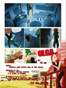Extrait de Parasites -2- Olga