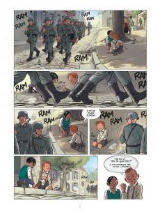 Extrait de Les enfants de la Résistance -INT1- Intégrale 1- Tomes 1 et 2