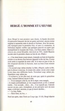 Extrait de (AUT) Hergé -1b- Entretiens avec Hergé (édition définitive)
