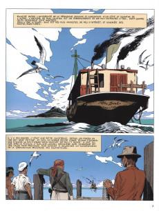 Extrait de Théodore Poussin -13TT- Le dernier voyage de l'Amok