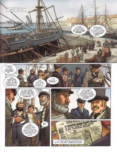Extrait de Les grands Classiques de la littérature en bande dessinée -34- 20 000 Lieues sous les Mers