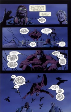 Extrait de Daredevil (100% Marvel - 1999) -6- Le procès du siècle