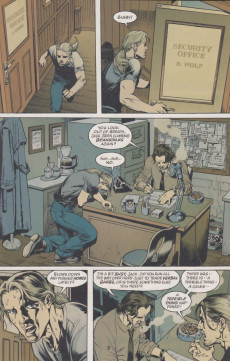 Extrait de Fables (2002) -1- Chapter one: Old tales revisited
