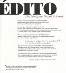Extrait de (DOC) Futuropolis - Futuropolis, 164 livres qui donnent le ton