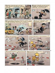 Extrait de Marsupilami -31- Monsieur Xing Yùn