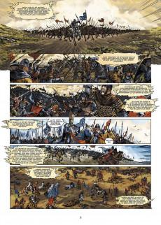 Extrait de Breizh - Histoire de la Bretagne -5- La Guerre des deux Jeanne